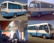 Автобус FAW Кызылорда