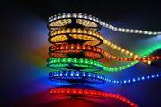 светодиодная лента - разные цвета - в наличии - от 900 тг Кызылорда