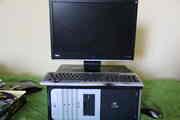 Продам: Системный блок+Монитор+мышь+клавиатура.