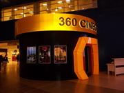 3D Cinema-360 градусов V Kyzylorde