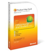 Microsoft Office 2010 Home student Key Card 1
