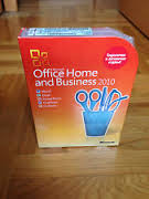 Microsoft Office 2010 Home and Business Box DVD1