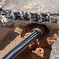 Замена трубопровода в Кызылорде